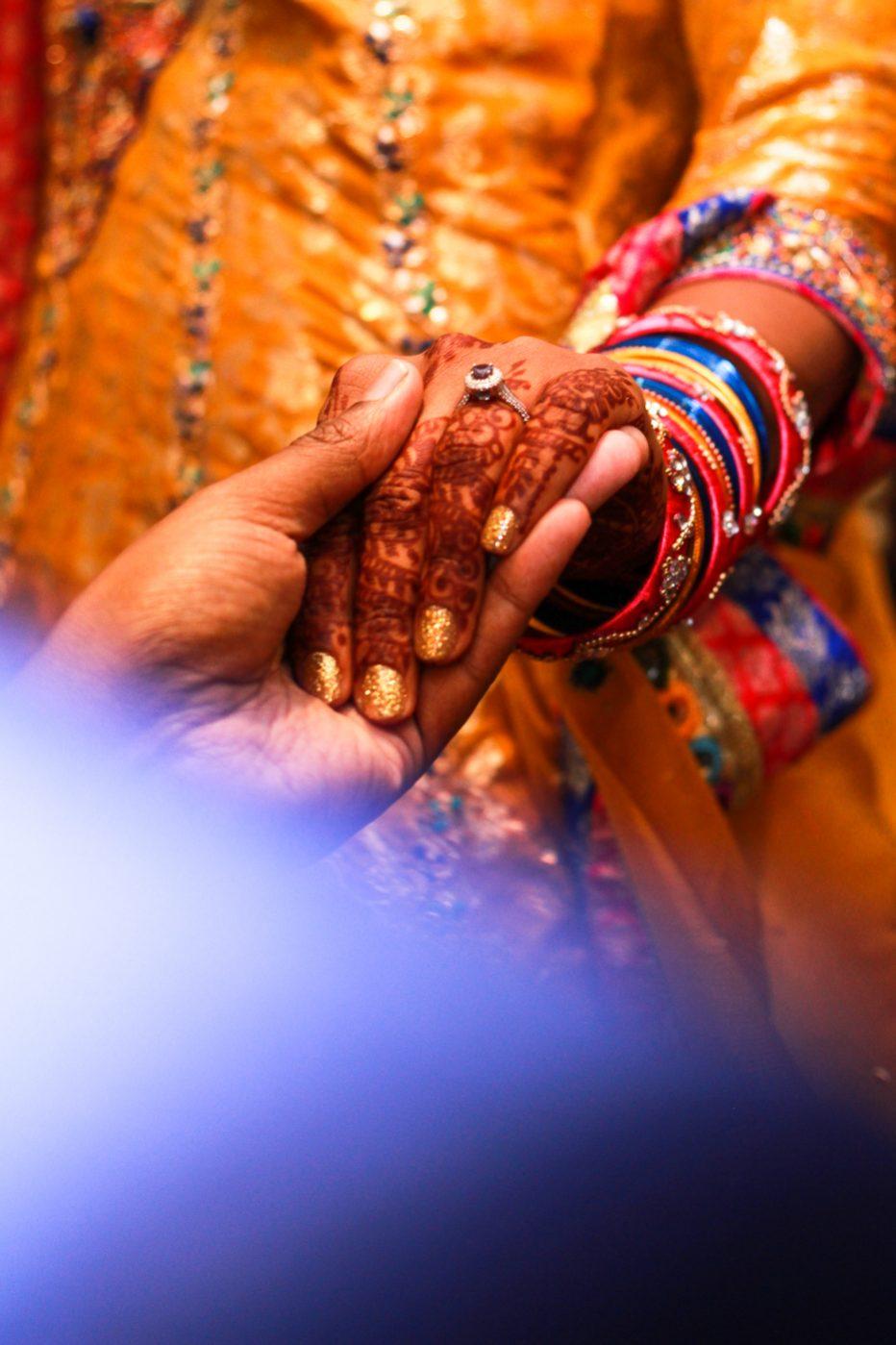 Bride/Groom Ring and Mehndi